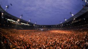 Látványos összehasonlító videón a világ legnagyobb koncertjei
