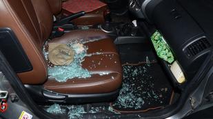 Bűnügyi felügyelet alatt tört fel autókat