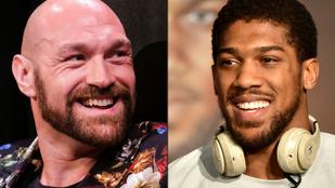 Augusztus 14-én csap össze először Tyson Fury és Anthony Josha