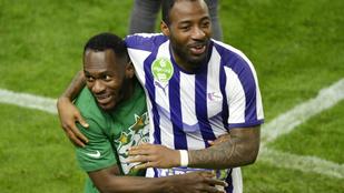 A Ferencváros és az Újpest gratulált egymásnak