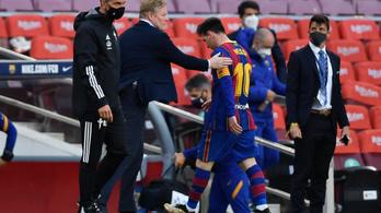 A Barcelona az idény végén meneszti Koemant – sajtóhír