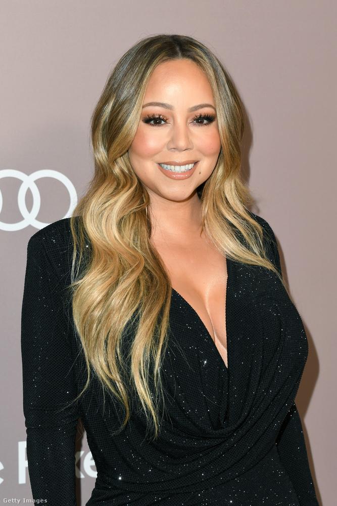 Mariah Carey egy, az önéletrajzi könyve kapcsán készült interjúban árulta el, hogy ebben a műsorban élte át élete legkellemetlenebb pillanatát