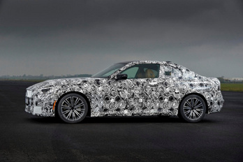 Kiderült, milyen lesz az új 2-es BMW kupé