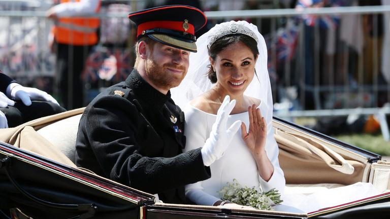 Három éve indította el a viszályt Meghan Markle és Harry herceg