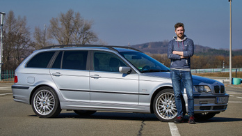 BMW, ahogy igazán szeretem