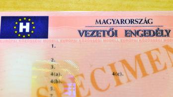 Bűncselekmény lett Magyarországon jogosítvány nélkül vezetni, három embert el is kaptak