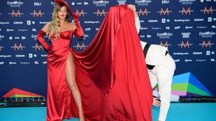 Eurovízió 2021: íme a bevonulás leglátványosabb öltözékei