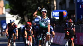 Peter Sagan szakaszt nyert, Valter továbbra is ötödik a Girón