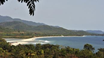 Tengerparti esőerdőt vett Kína Sierra Leonéban
