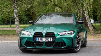 Bemutató: BMW M3 és M4 (2021)