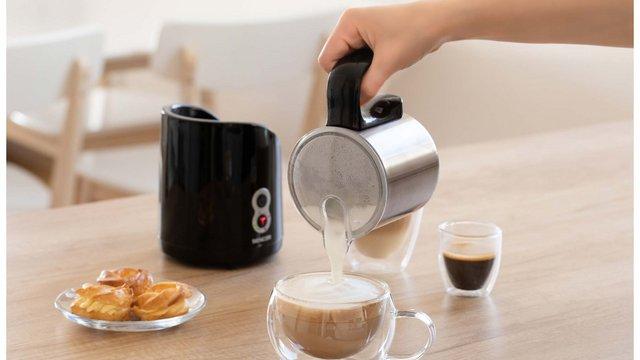 Szereted a habos kávét? Így habosíts felsőfokon!