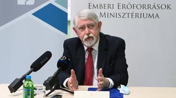 Kásler Miklós megüzente, hogy ingyenes lehet az SMA-s gyermekek kezelése, azóta se kép, se hang