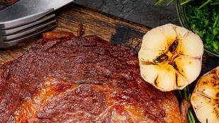 Grillezett, rozmaringos tarja – paprikás-tejfölös karfiolrizs mellett lesz igazán finom