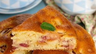 Sangriaízű kevert süti? Mutatjuk, hogyan készül ez a klassz, nyári hangulatú desszert
