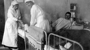 Tudod, mióta vannak orvosok a kórházakban?