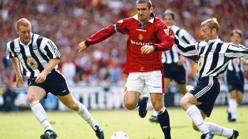 Eric Cantona és Roy Keane is halhatatlan lett