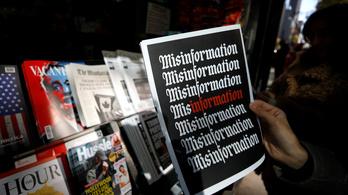 Csapást mérne a dezinformációra a Riporterek Határok Nélkül