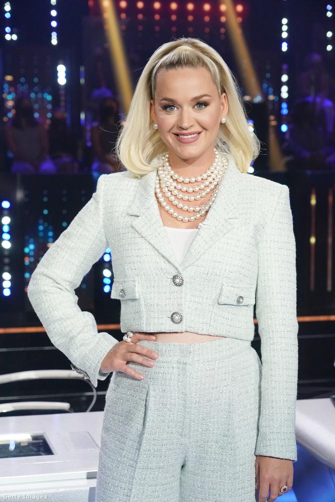 Katy Perry 2017-ben kényszerült magyarázkodni, amikor egy játék során DeGeneres azt állította, hogy az énekesnő nem volt még házas