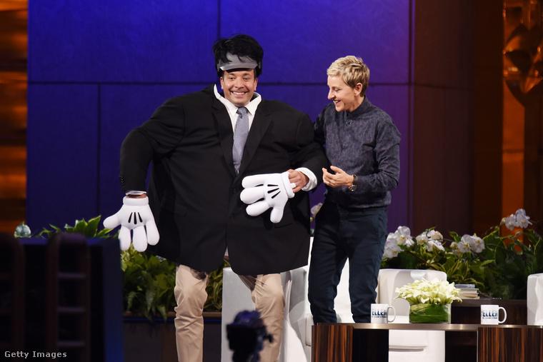 A The Ellen DeGeneres Show 2003