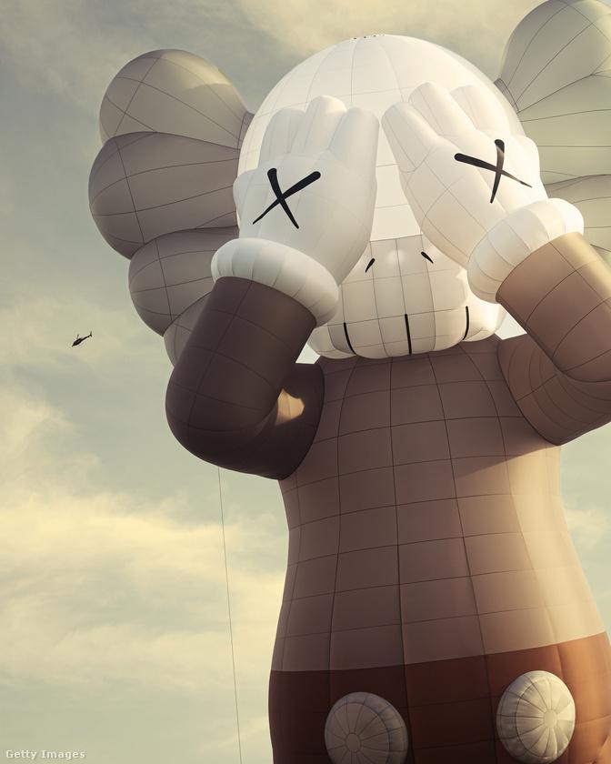 Ez a mutáns Miki egér 42 méter magas és tényleg lehet utazni vele