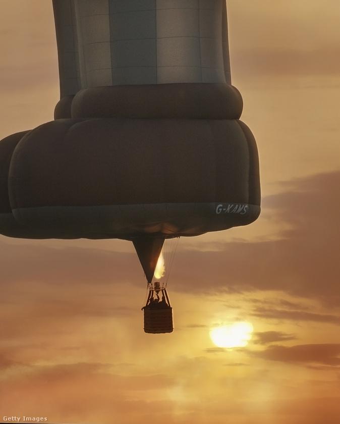 Ez a világ egyik legnagyobb hőlégballonja, és KAWS az őszre egy világ körüli turnét tervez neki, szóval nem kizárt, hogy ön is részese lehet majd élőben ennek a látványnak 2021-ben