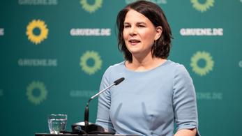 Szexista gyűlöletbeszéddel támadják a német zöldek kancellárjelöltjét