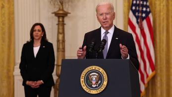 Nyilvános Joe Biden és Kamala Harris adóbevallása