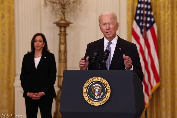 Joe Biden és Kamala Harris