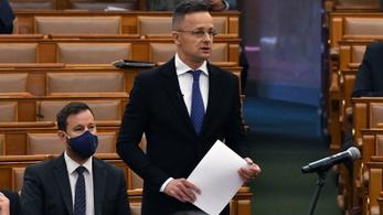 Szijjártó Péter: Magyarország nem kér a globális minimumadóból