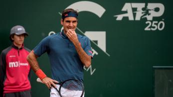 Elmarad Fucsovics Márton Roger Federer elleni találkozója