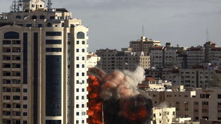 Kína a gázai konfliktussal térne vissza
