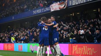 A négy gólból kettő érvényes volt, közel került a BL-hez a Chelsea