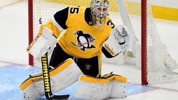 NHL: egyenlített a Pittsburgh, megduplázta előnyét a címvédő