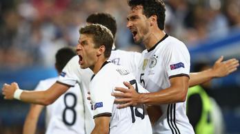 Müller és Hummels is az Eb-n, íme, a németek kerete