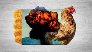 A II. világháborútól egy laboratóriumon át a McDonald'sig: bumm, így lett a chicken nuggets!