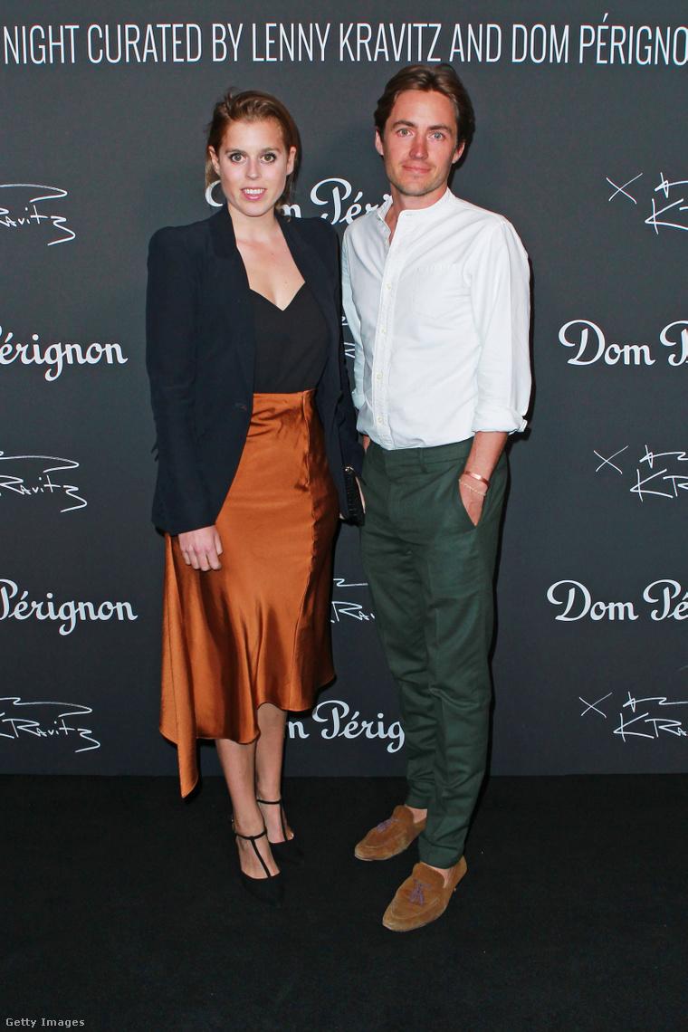 A hercegnő és férje egy 2019-es eseményen