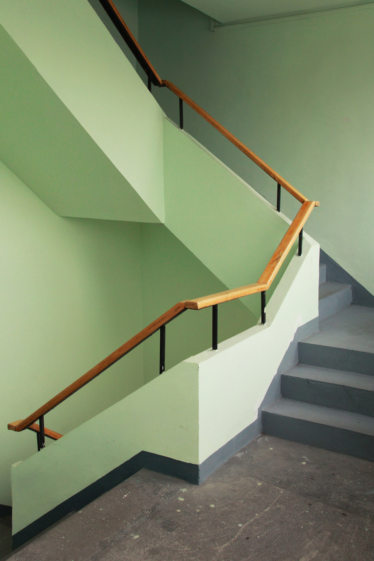 6570-6579 Green Stairway, 2013