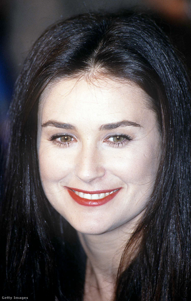 Demi Moore 1988-ban.