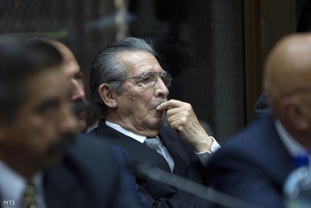 José Ríos Montt