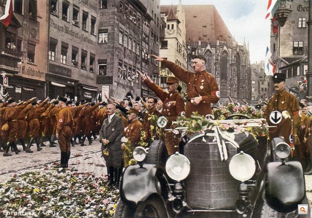 Hitler útja a hatalomig - fotógalériánkhoz kattintson!