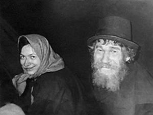 Agafia és Karp Likov