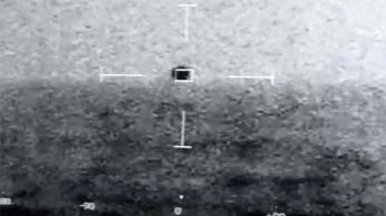 Kétéltű ufót ábrázoló videó került nyilvánosságra