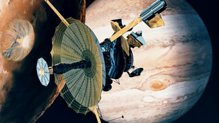 Mi történne azzal, aki a Jupiterbe zuhan?