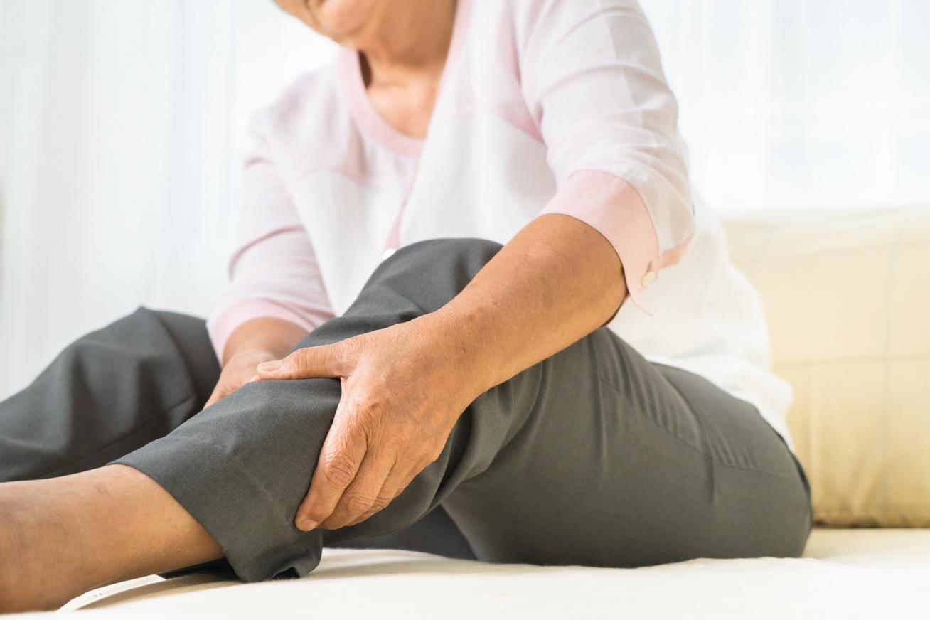 lábszár fájdalma