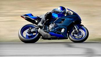 Végre hivatalosan is itt a Yamaha YZF-R7