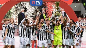 Buffon immáron a Chiesa család két tagjával is kupagyőztes