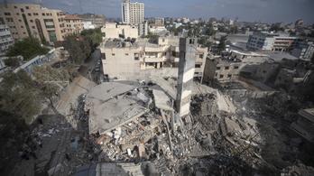 Hamász: néhány napon belül lehet tűzszünet