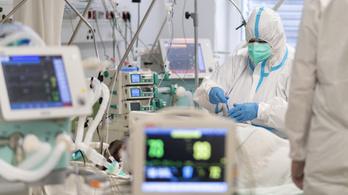 Lélegeztetőgépeket adományoz a kormány Palesztinának