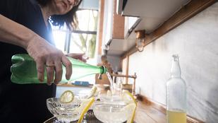 Citromfűszörp mentával – a legfinomabb hozzávaló a jeges limonádédba