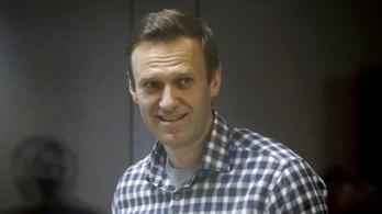 Navalnij újra egészséges